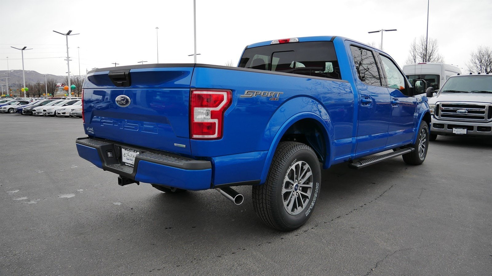 2019 F-150 SuperCrew Cab 4x4,  Pickup #77091 - photo 2