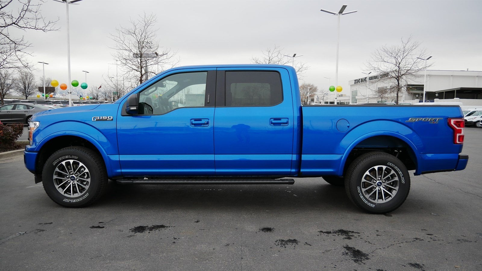 2019 F-150 SuperCrew Cab 4x4,  Pickup #77091 - photo 7