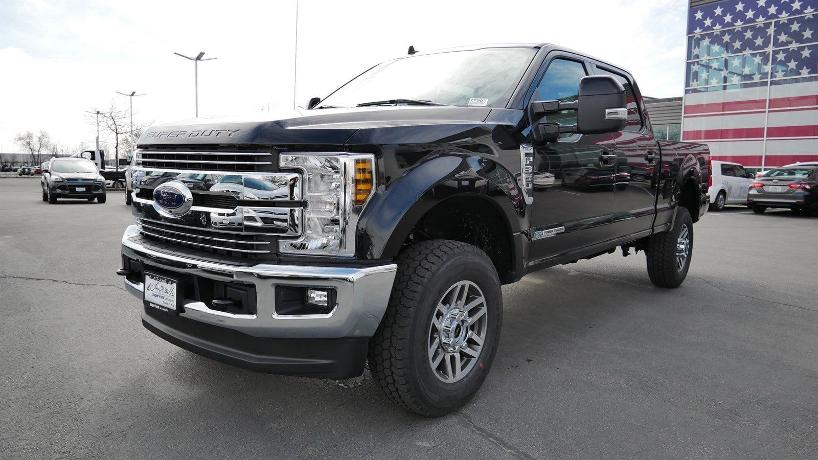 2019 F-350 Crew Cab 4x4,  Pickup #77097 - photo 7