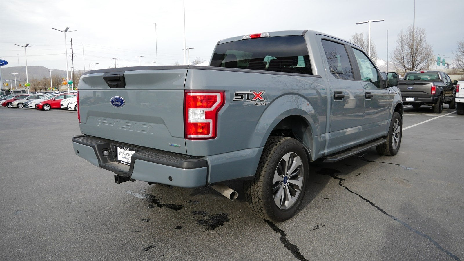 2019 F-150 SuperCrew Cab 4x4,  Pickup #77105 - photo 2