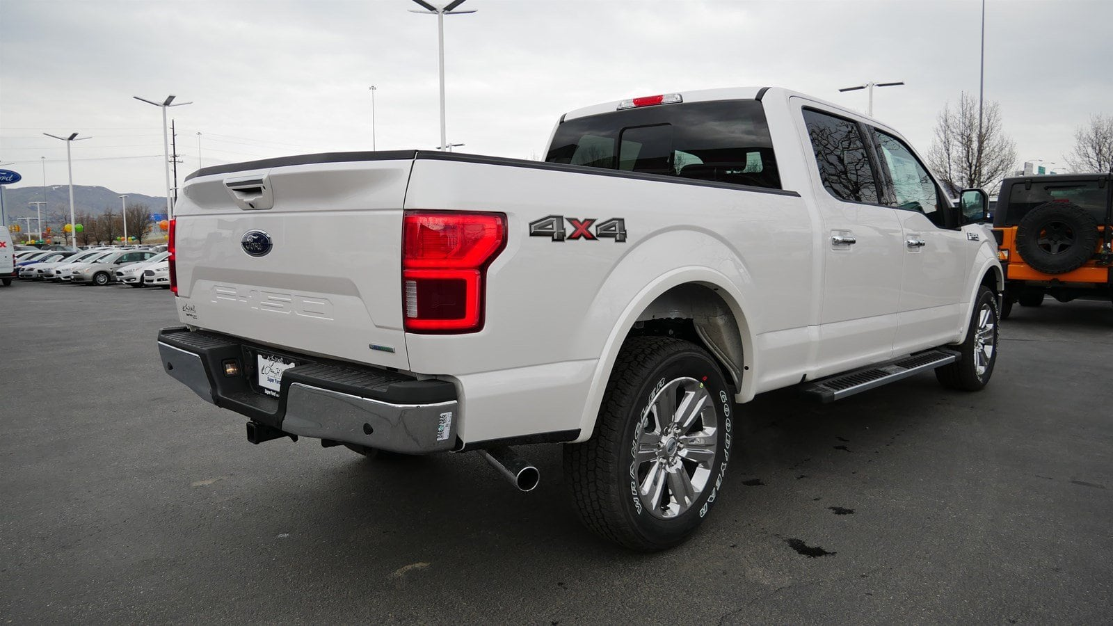 2019 F-150 SuperCrew Cab 4x4,  Pickup #77112 - photo 2