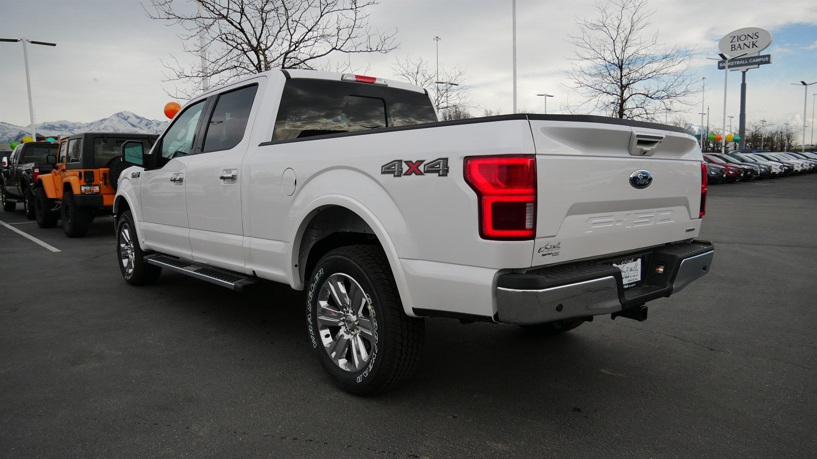 2019 F-150 SuperCrew Cab 4x4,  Pickup #77112 - photo 5