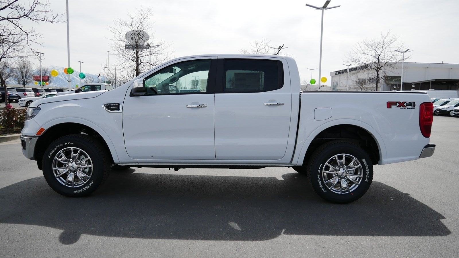 2019 Ranger SuperCrew Cab 4x4,  Pickup #77131 - photo 7