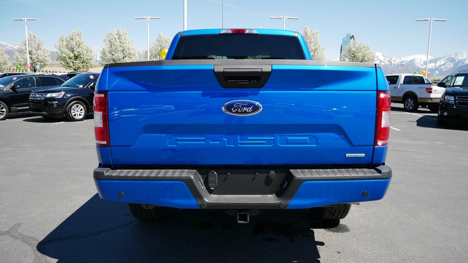 2019 F-150 SuperCrew Cab 4x4,  Pickup #77154 - photo 4