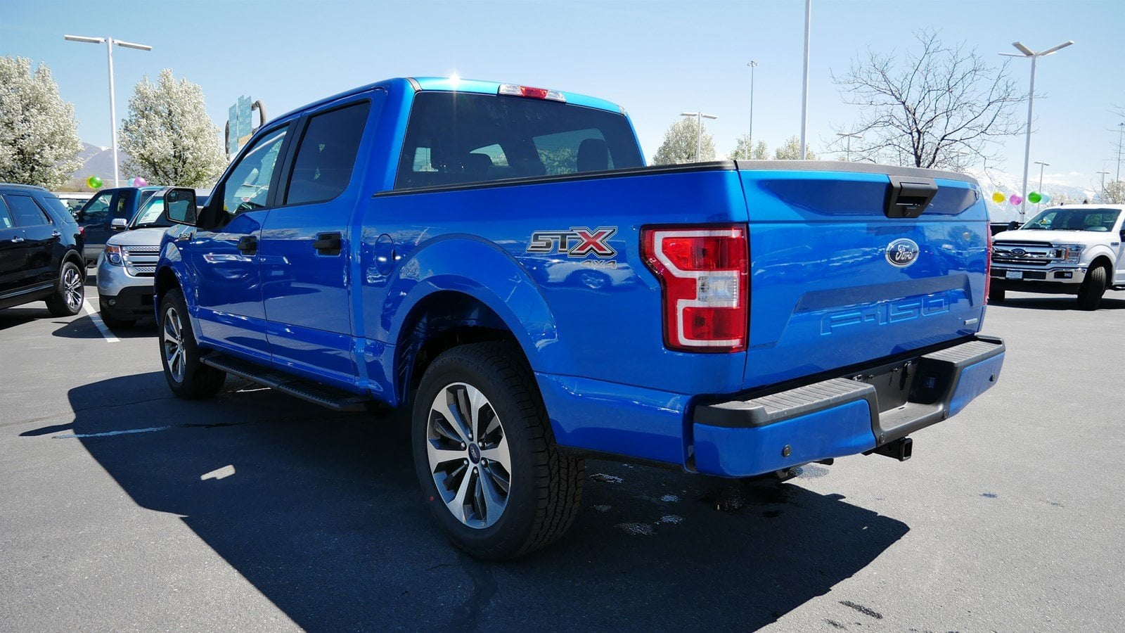 2019 F-150 SuperCrew Cab 4x4,  Pickup #77154 - photo 5