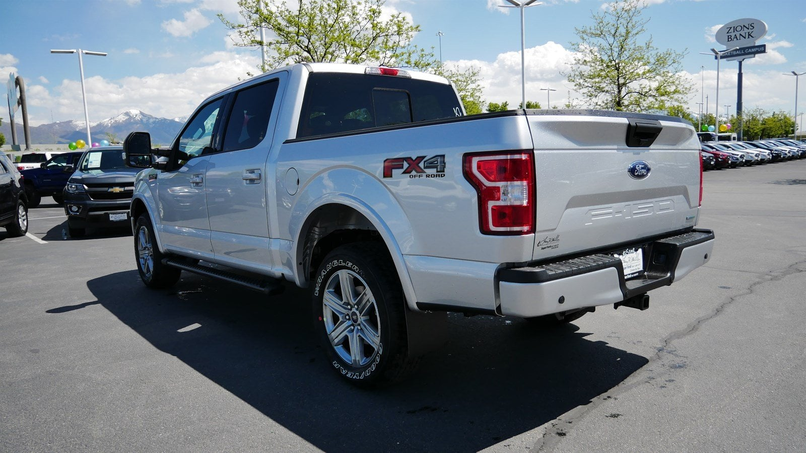 2019 F-150 SuperCrew Cab 4x4,  Pickup #77173 - photo 6