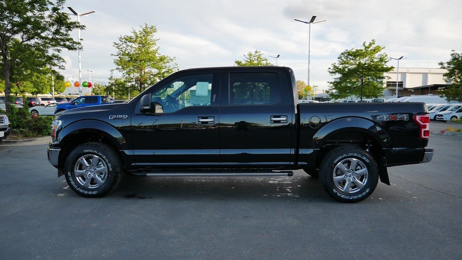 2019 F-150 SuperCrew Cab 4x4,  Pickup #77175 - photo 7