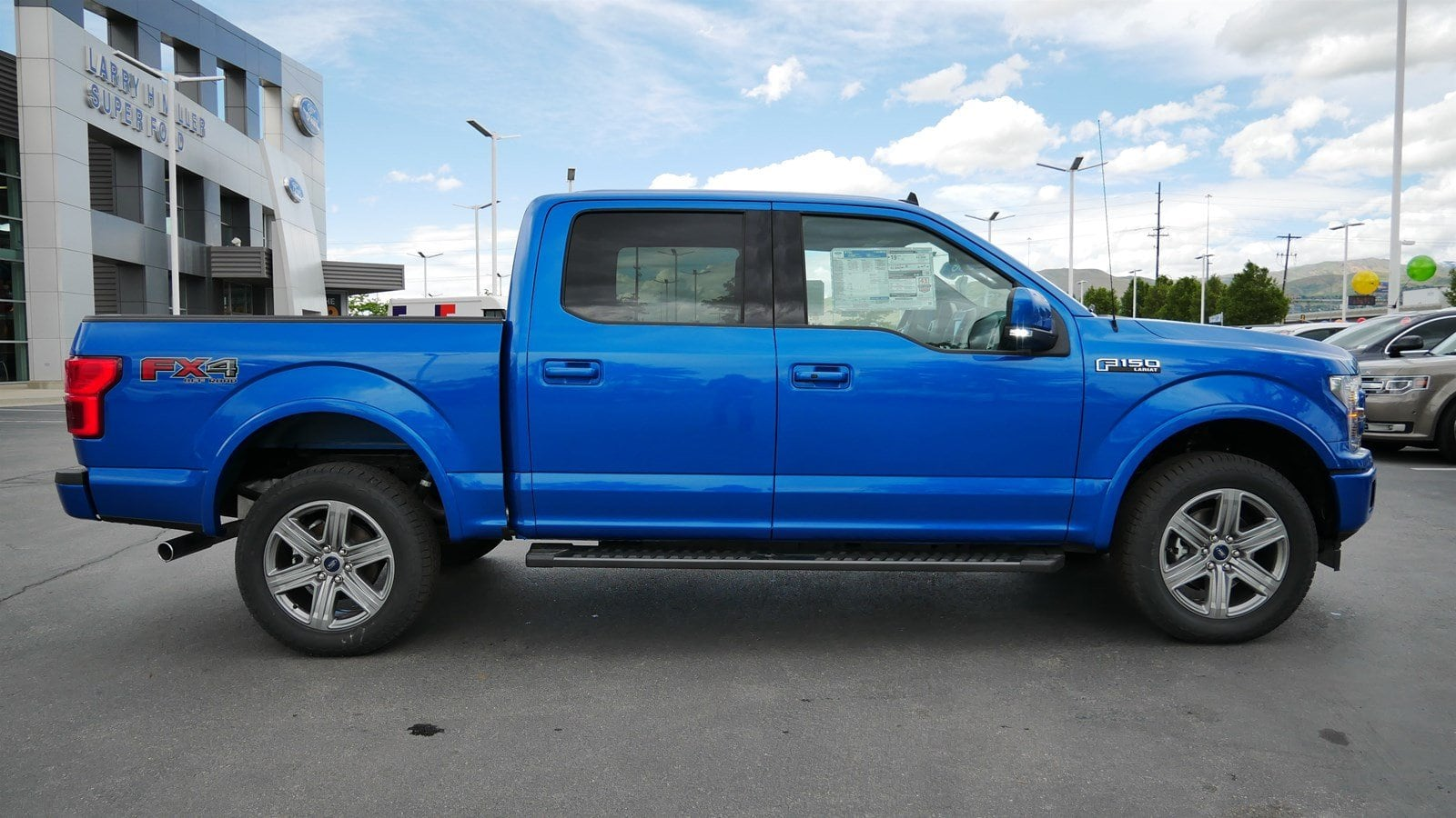 2019 F-150 SuperCrew Cab 4x4,  Pickup #77190 - photo 3