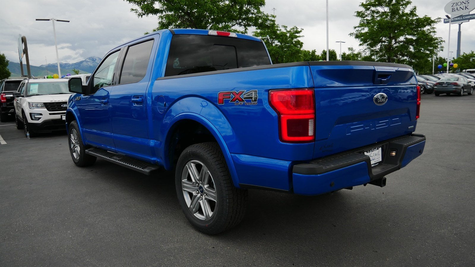 2019 F-150 SuperCrew Cab 4x4,  Pickup #77190 - photo 7