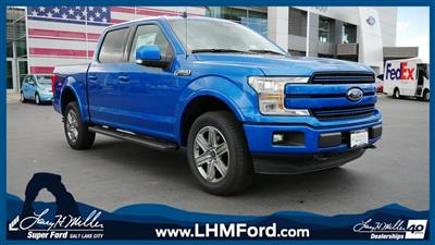 2019 F-150 SuperCrew Cab 4x4,  Pickup #77190 - photo 1