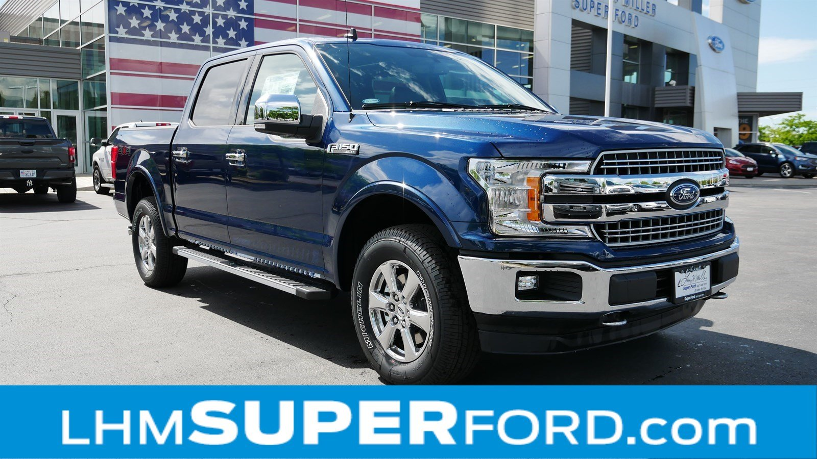 2019 F-150 SuperCrew Cab 4x4,  Pickup #77227 - photo 1