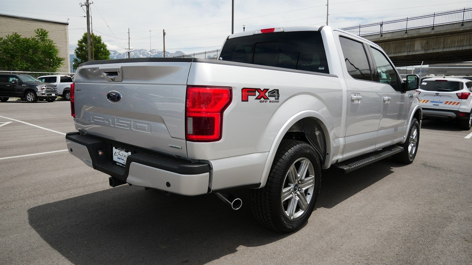 2019 F-150 SuperCrew Cab 4x4,  Pickup #77229 - photo 2