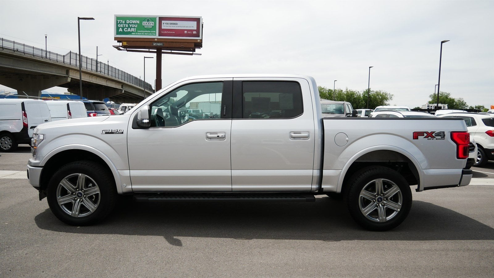 2019 F-150 SuperCrew Cab 4x4,  Pickup #77229 - photo 7