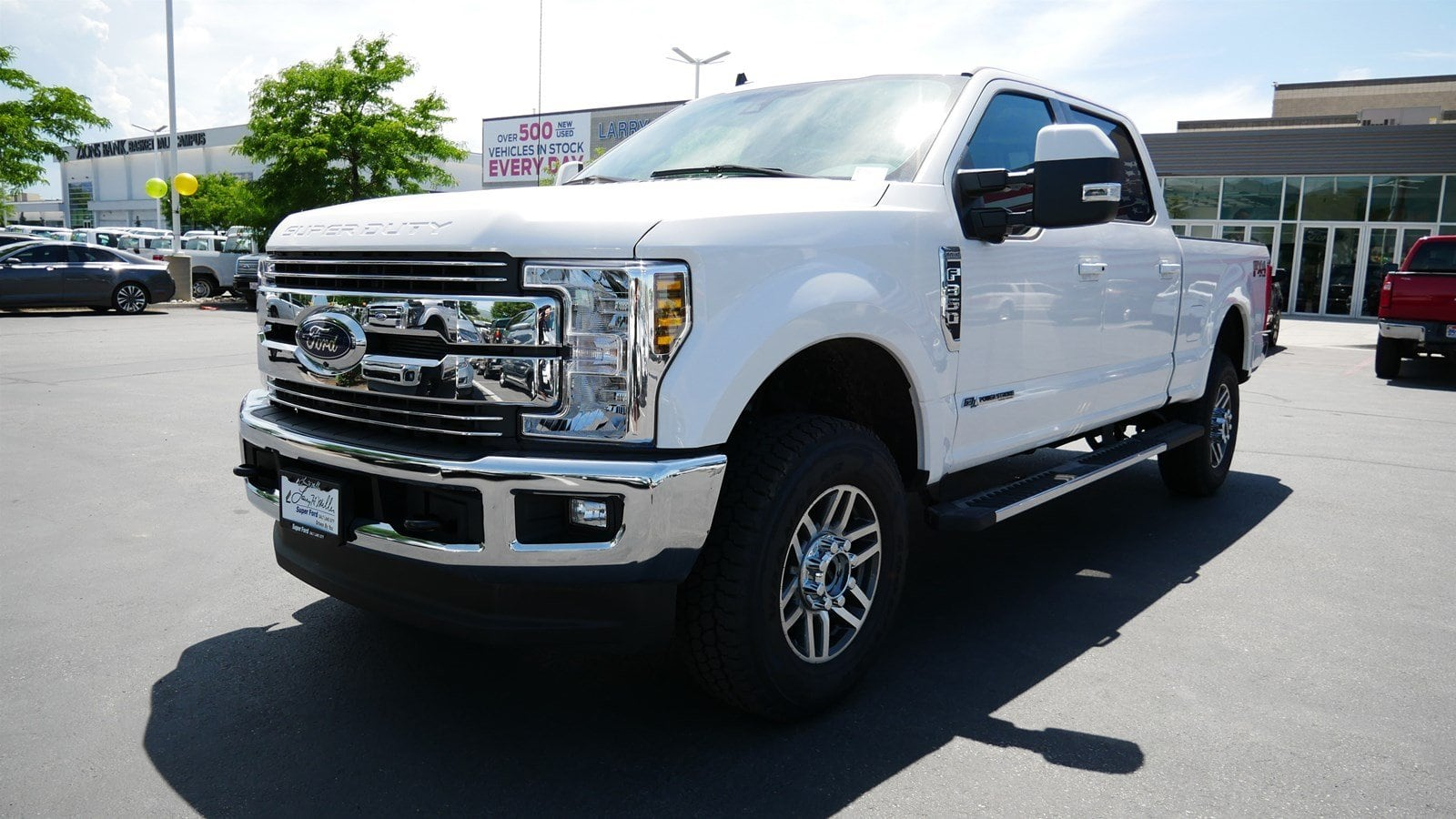 2019 F-350 Crew Cab 4x4,  Pickup #77239 - photo 8