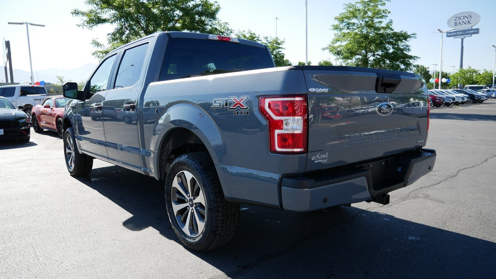 2019 F-150 SuperCrew Cab 4x4,  Pickup #77257 - photo 6