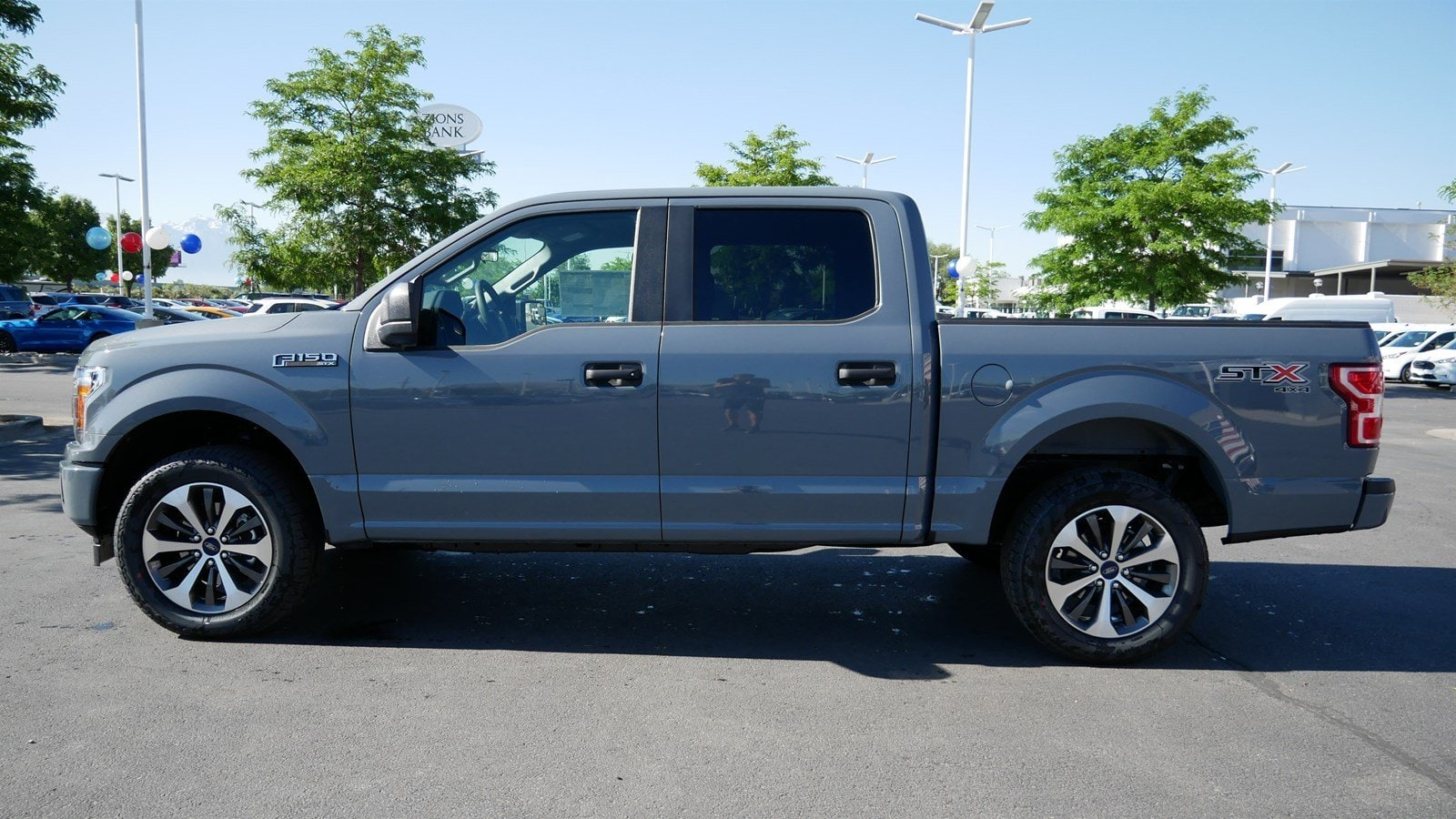 2019 F-150 SuperCrew Cab 4x4,  Pickup #77257 - photo 7