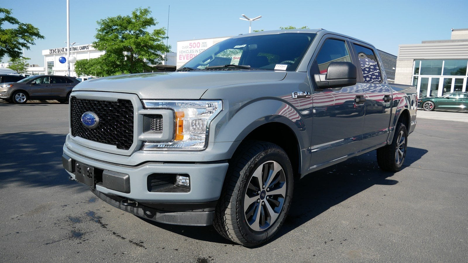 2019 F-150 SuperCrew Cab 4x4,  Pickup #77257 - photo 8