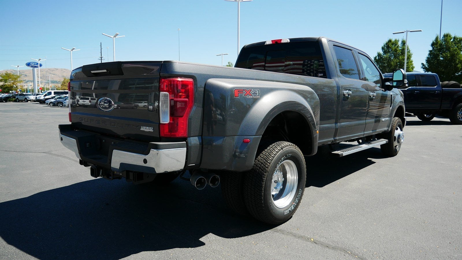 2019 F-350 Crew Cab DRW 4x4,  Pickup #77258 - photo 2