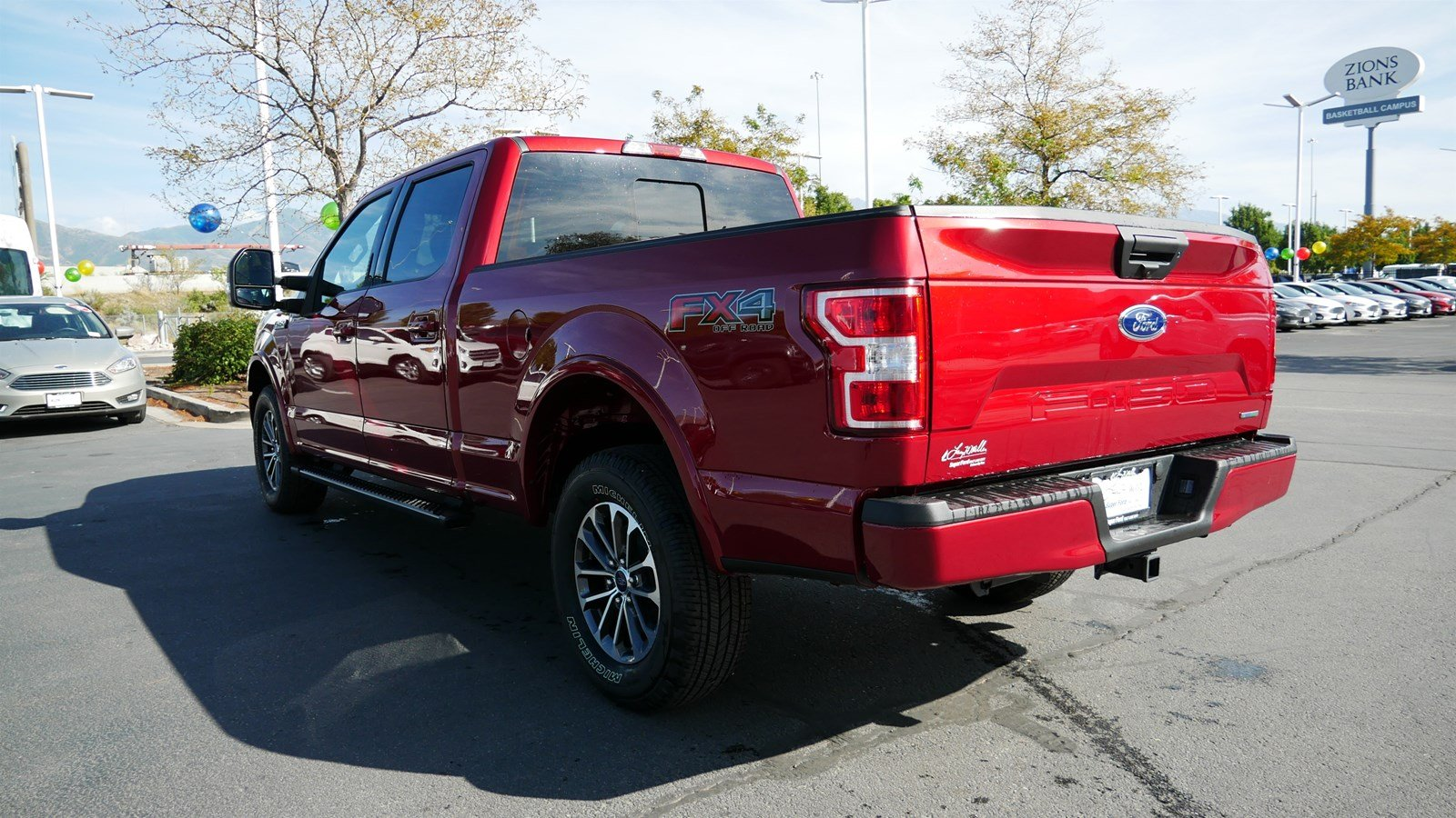 2019 F-150 SuperCrew Cab 4x4,  Pickup #77278 - photo 5