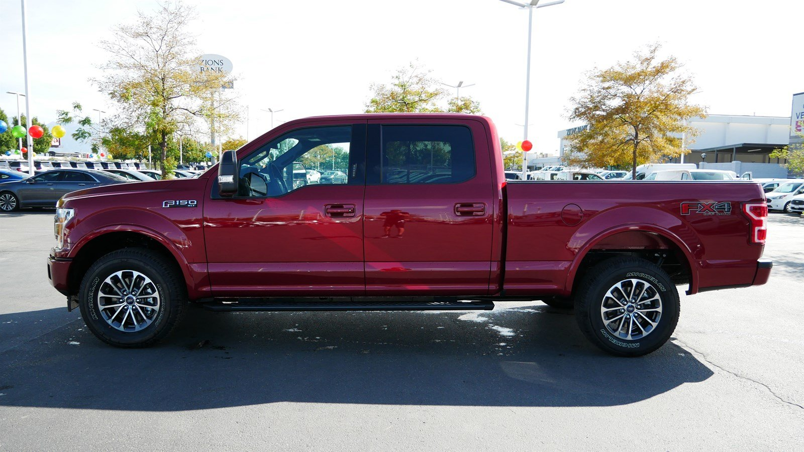 2019 F-150 SuperCrew Cab 4x4,  Pickup #77278 - photo 6