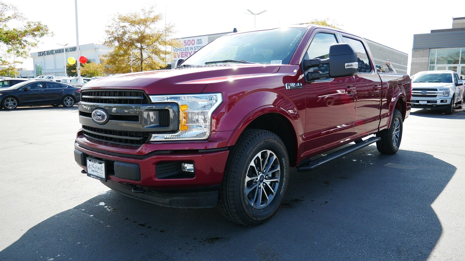 2019 F-150 SuperCrew Cab 4x4,  Pickup #77278 - photo 7