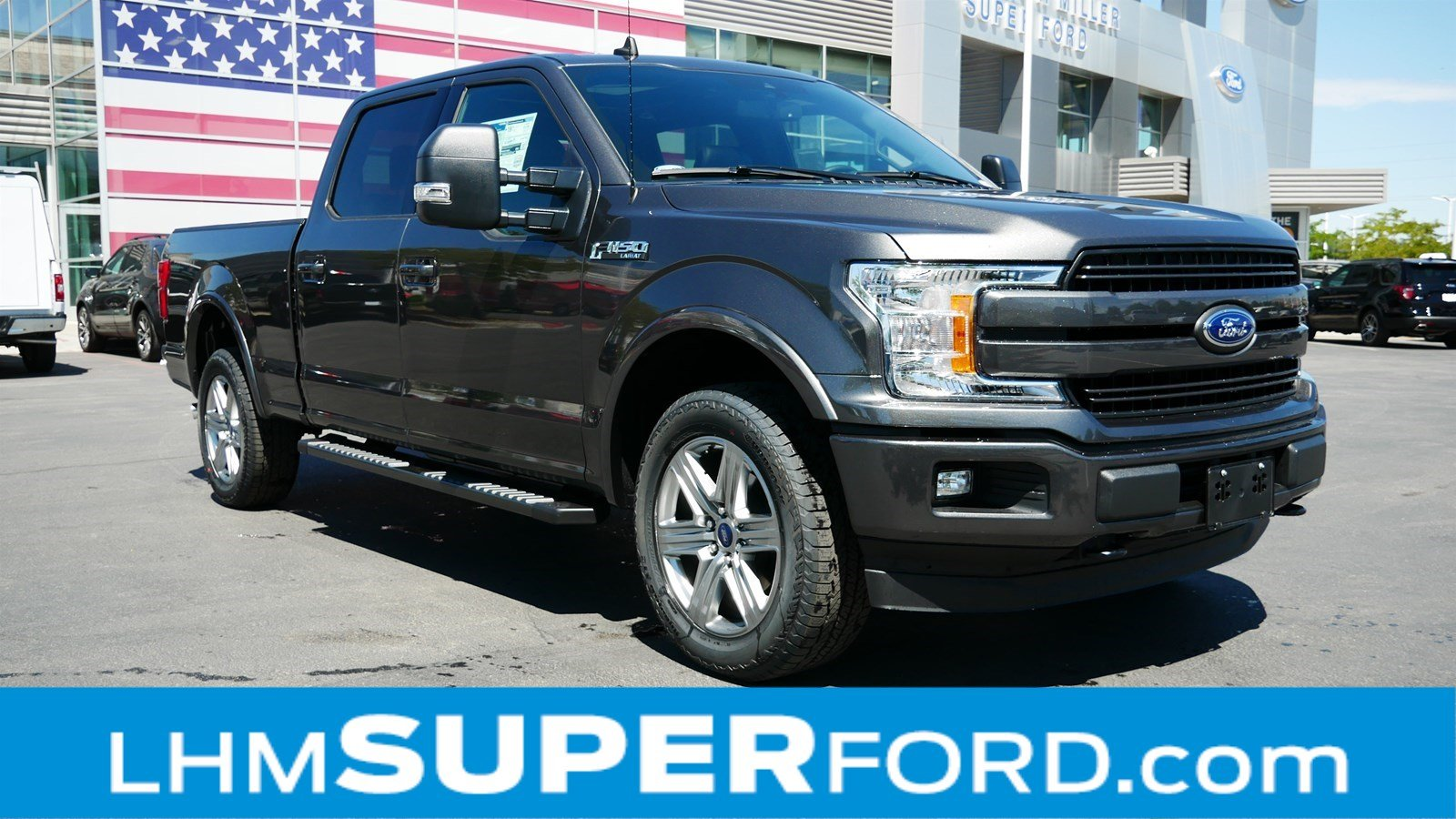 2019 F-150 SuperCrew Cab 4x4,  Pickup #77282 - photo 1