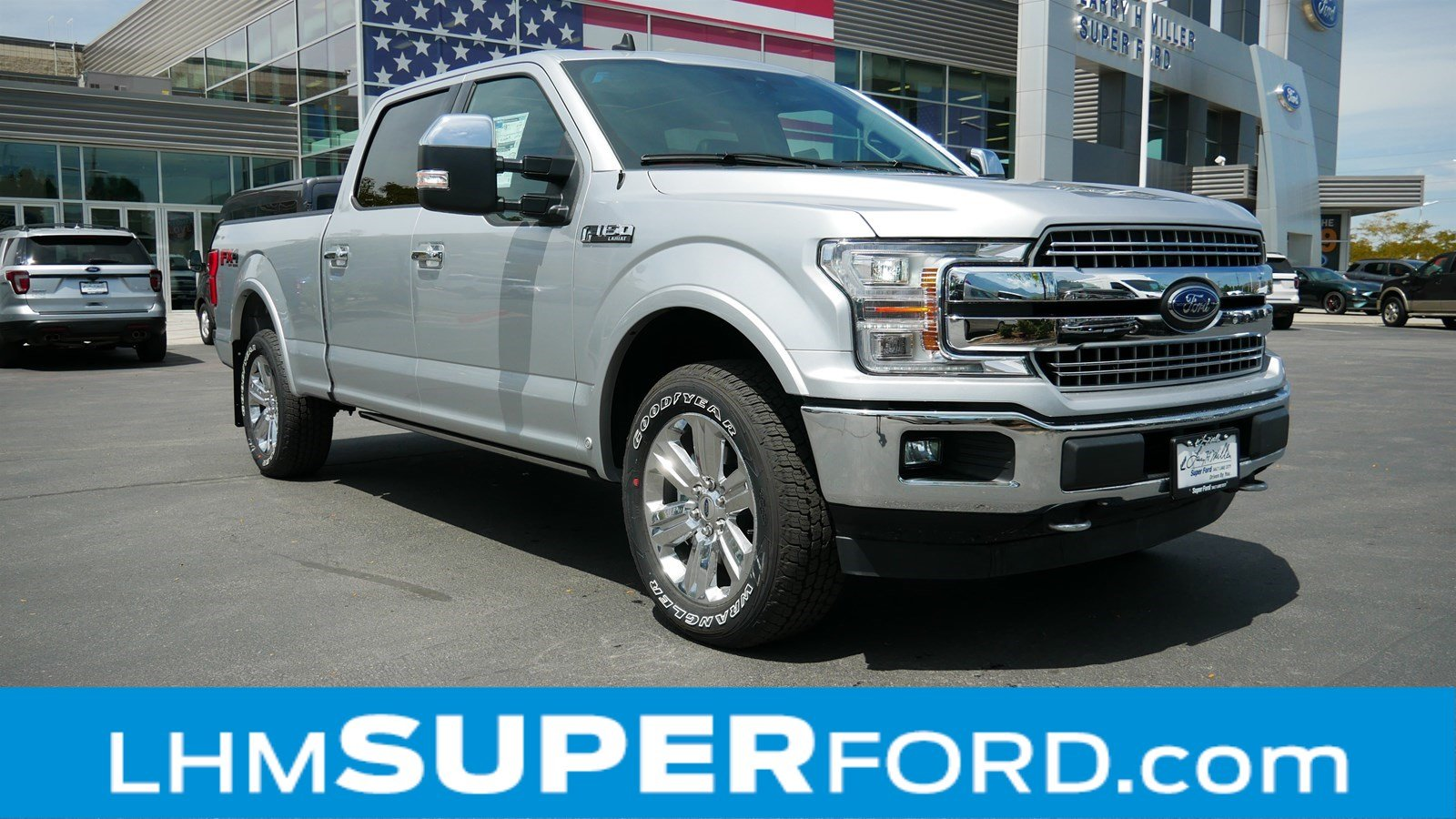 2019 F-150 SuperCrew Cab 4x4,  Pickup #77301 - photo 1