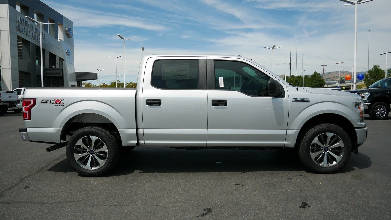 2019 F-150 SuperCrew Cab 4x4, Pickup #77303 - photo 3