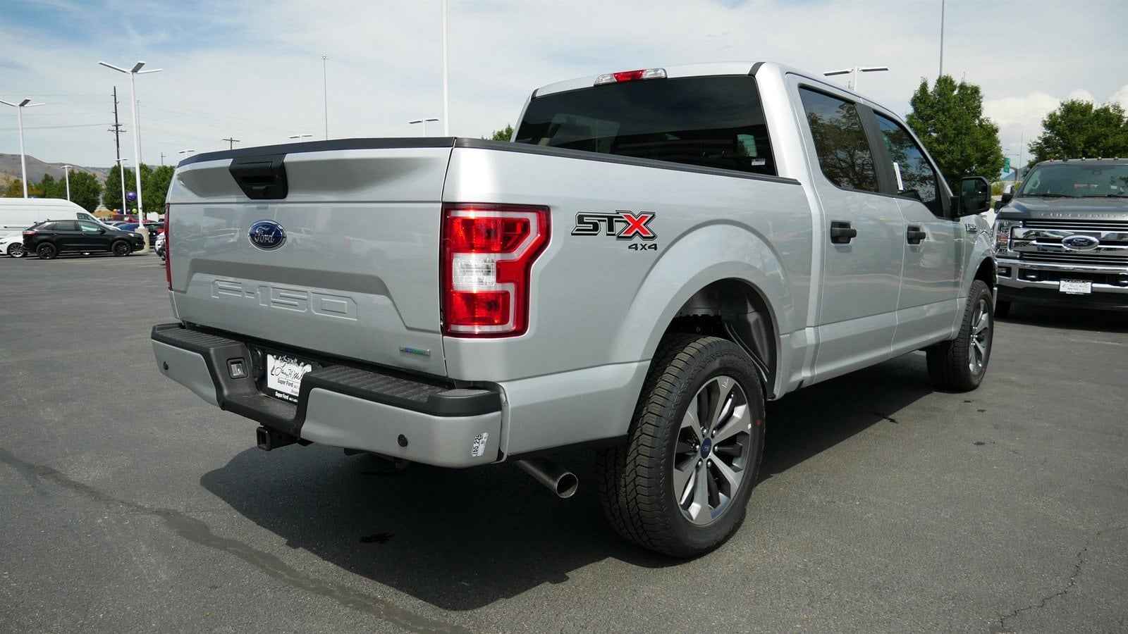2019 F-150 SuperCrew Cab 4x4, Pickup #77303 - photo 2
