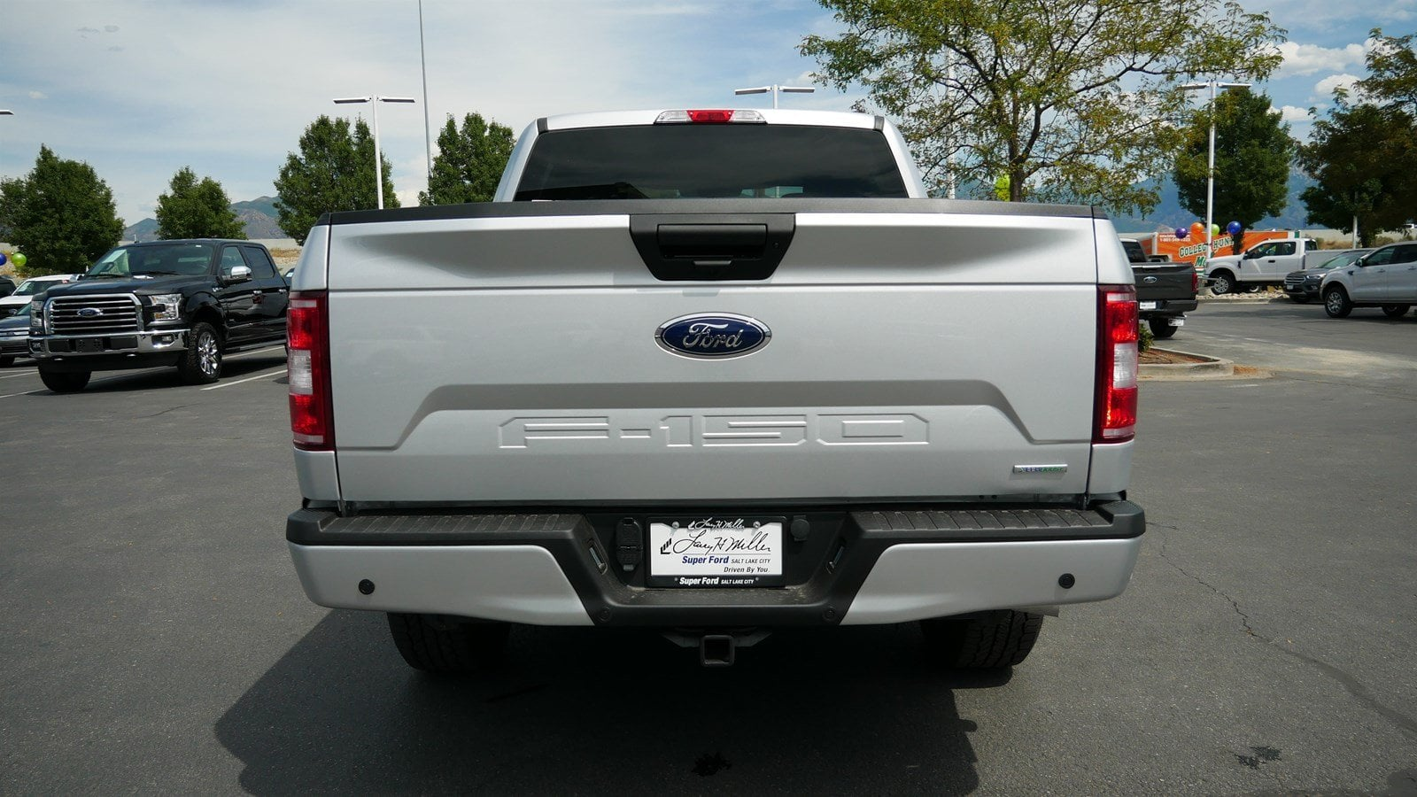 2019 F-150 SuperCrew Cab 4x4, Pickup #77303 - photo 5