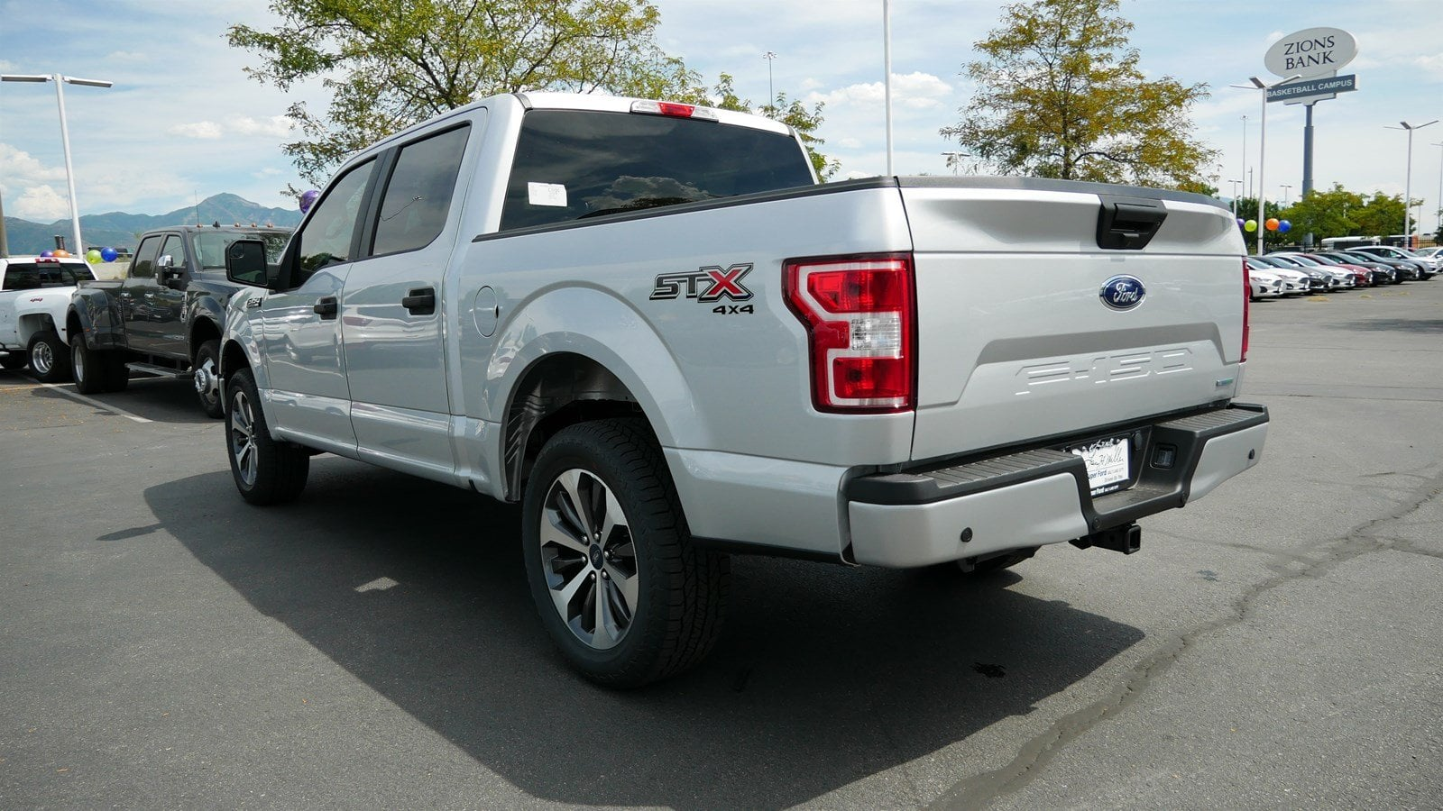 2019 F-150 SuperCrew Cab 4x4, Pickup #77303 - photo 6
