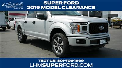 2019 F-150 SuperCrew Cab 4x4, Pickup #77303 - photo 1