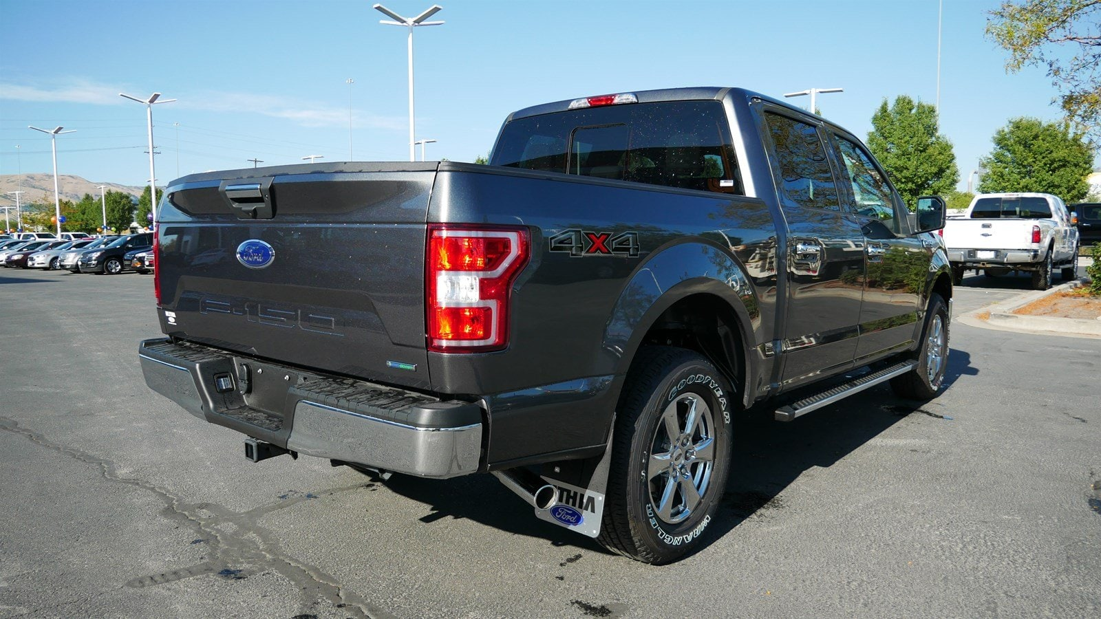 2019 F-150 SuperCrew Cab 4x4, Pickup #77314 - photo 2
