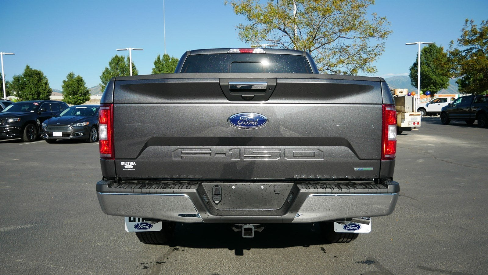 2019 F-150 SuperCrew Cab 4x4, Pickup #77314 - photo 5