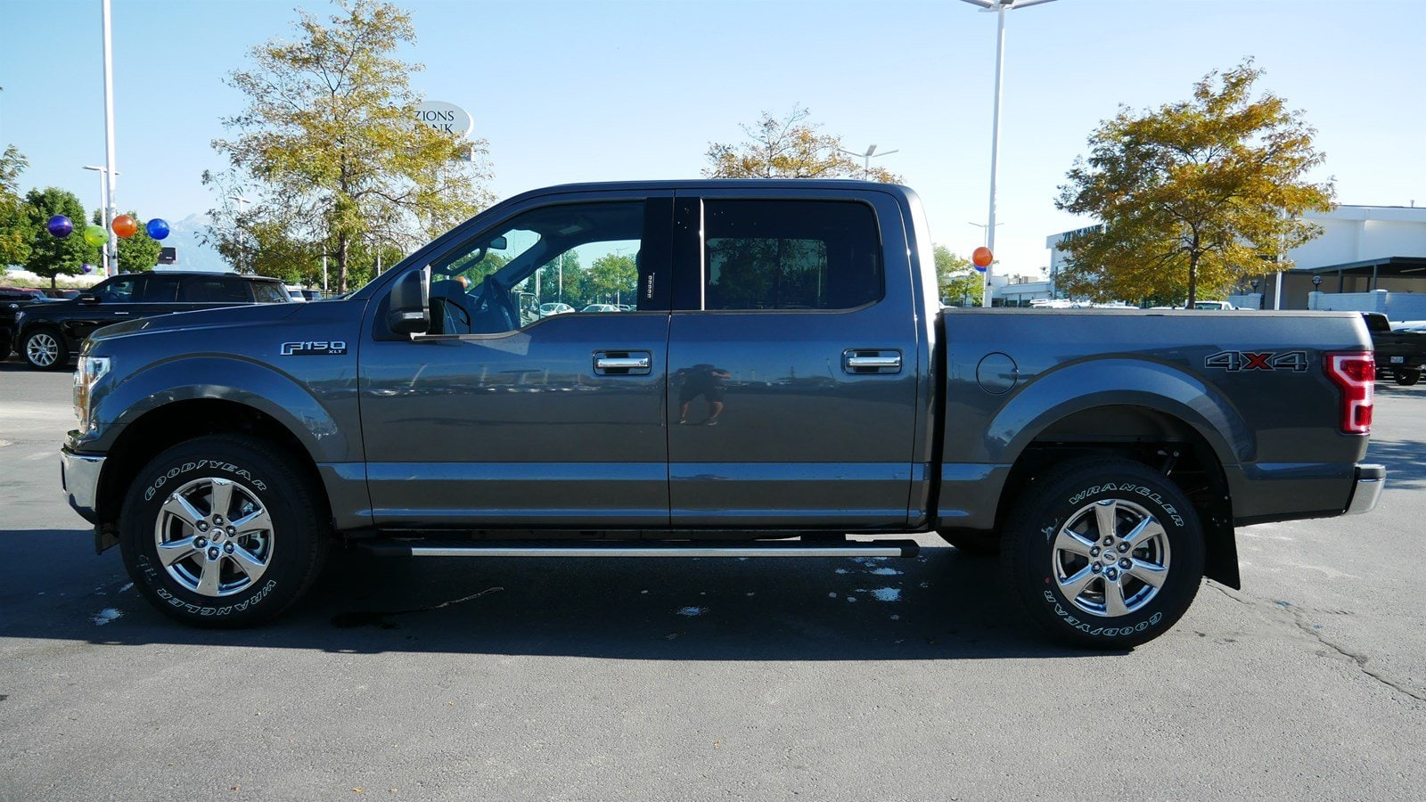 2019 F-150 SuperCrew Cab 4x4, Pickup #77314 - photo 7