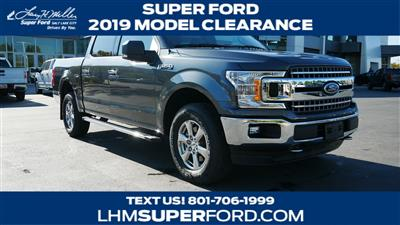 2019 F-150 SuperCrew Cab 4x4, Pickup #77314 - photo 1