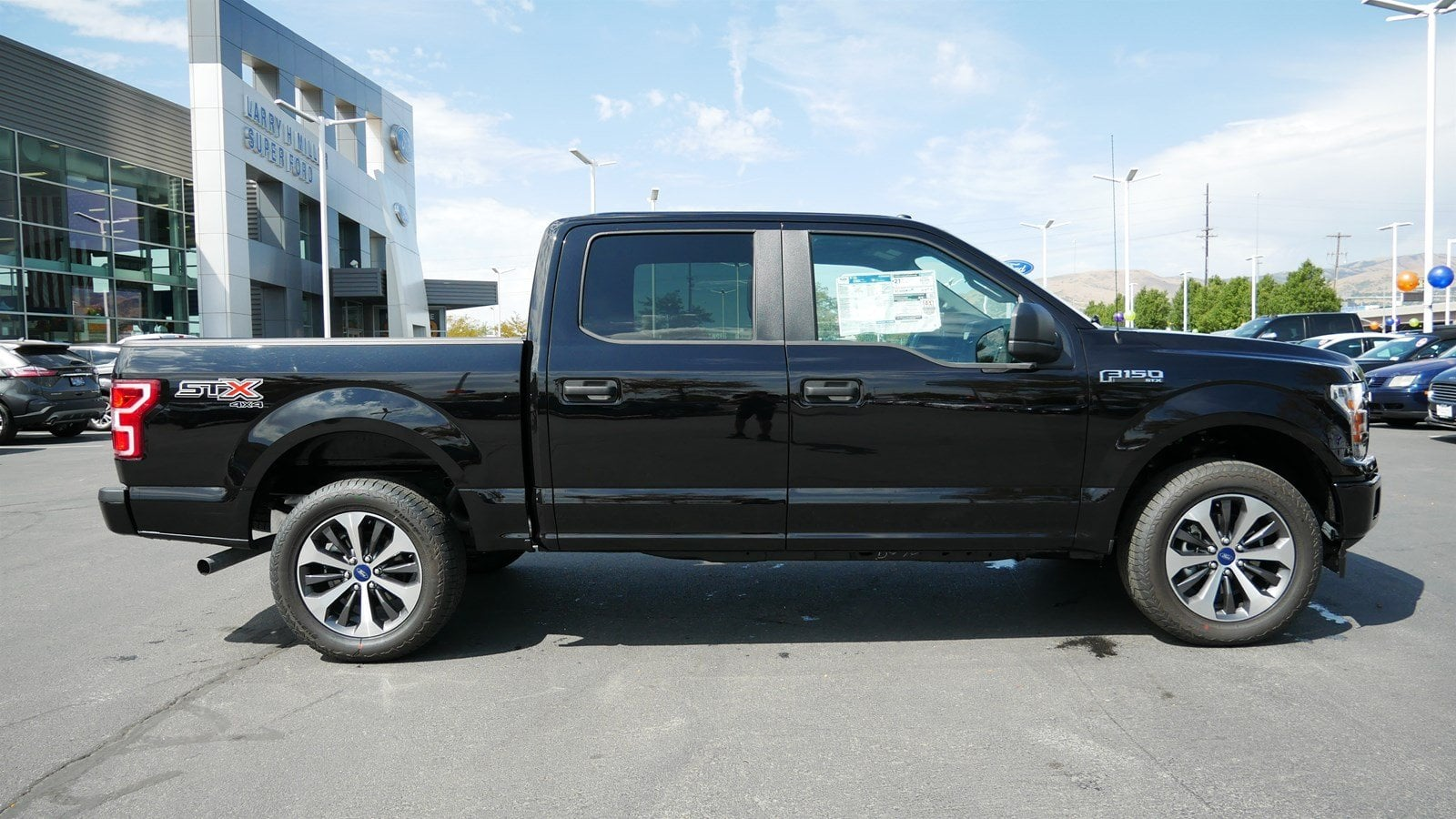 2019 F-150 SuperCrew Cab 4x4, Pickup #77325 - photo 3