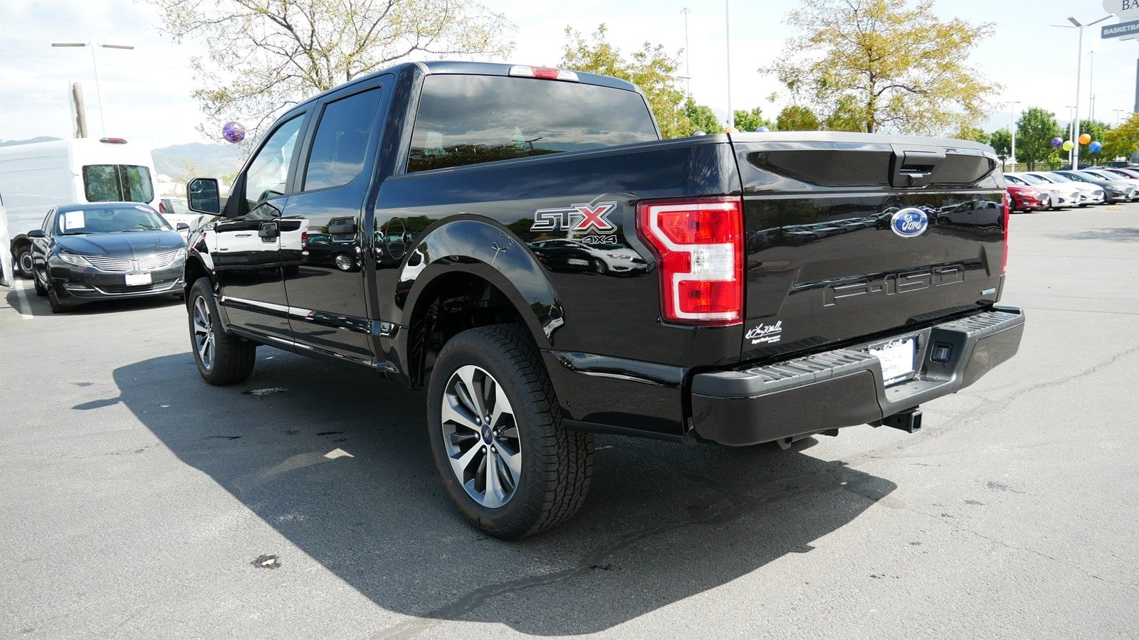 2019 F-150 SuperCrew Cab 4x4, Pickup #77325 - photo 6