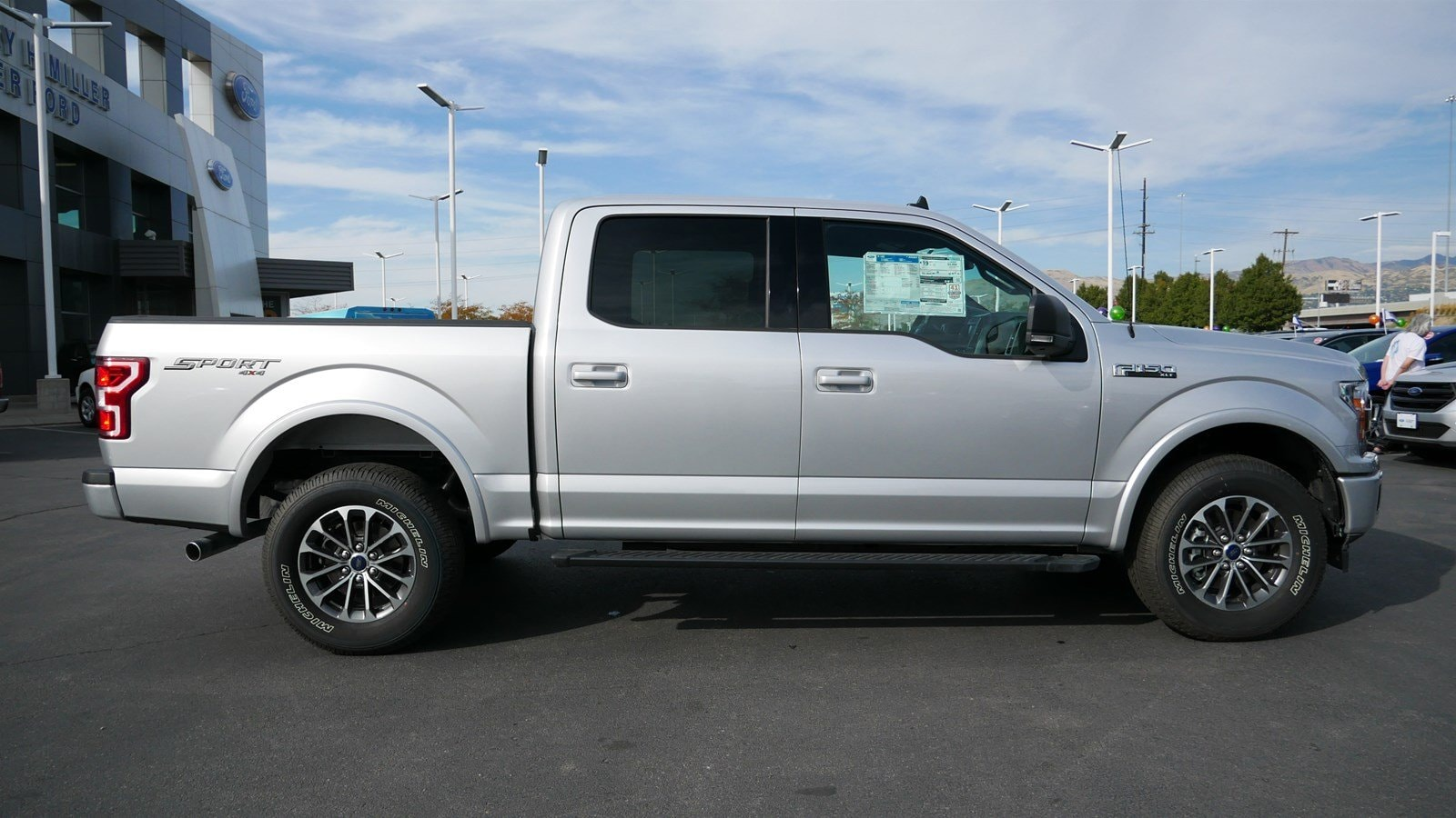 2019 F-150 SuperCrew Cab 4x4,  Pickup #77391 - photo 3