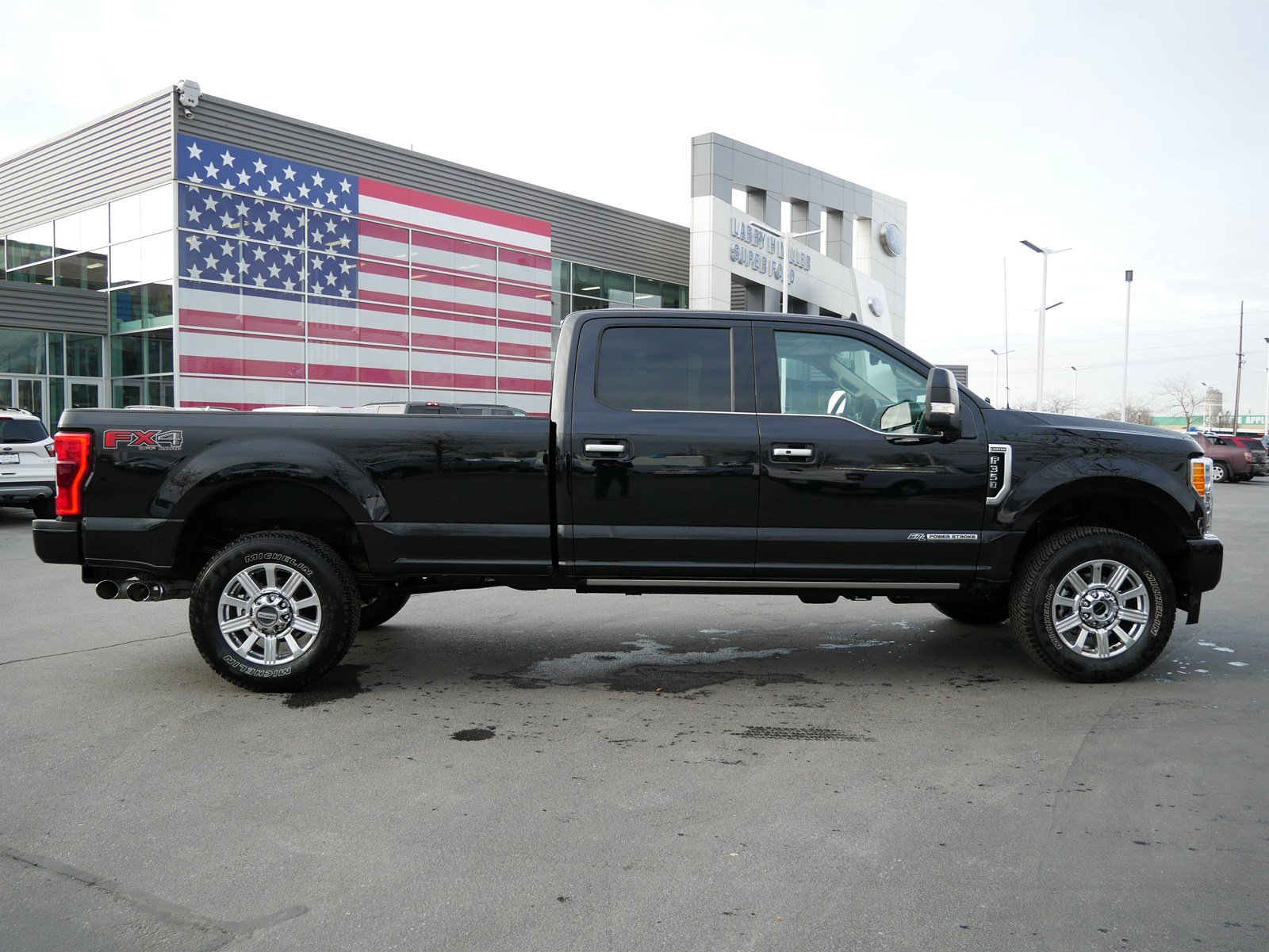 2019 F-350 Crew Cab 4x4, Pickup #77491 - photo 3