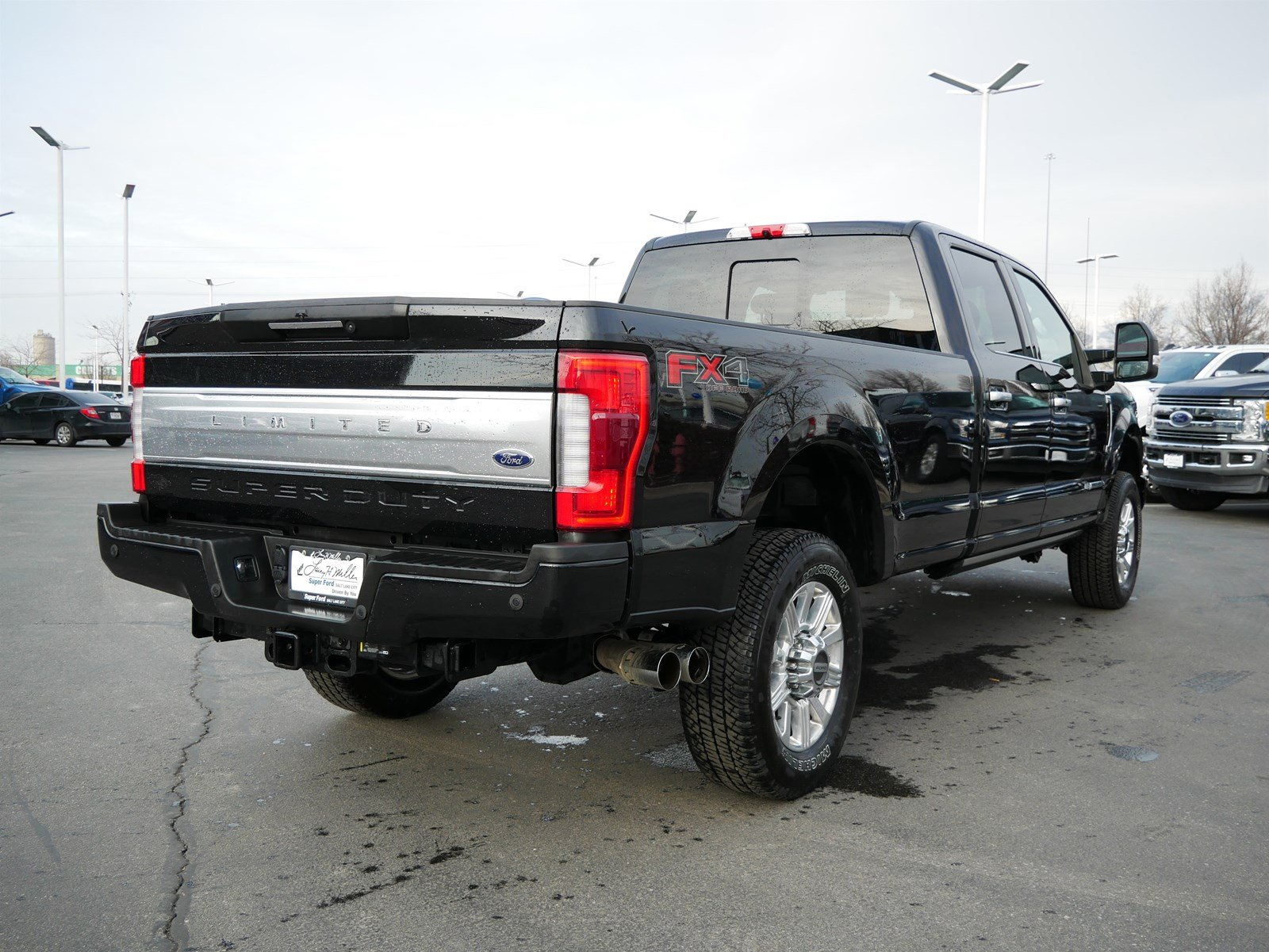 2019 F-350 Crew Cab 4x4, Pickup #77491 - photo 2