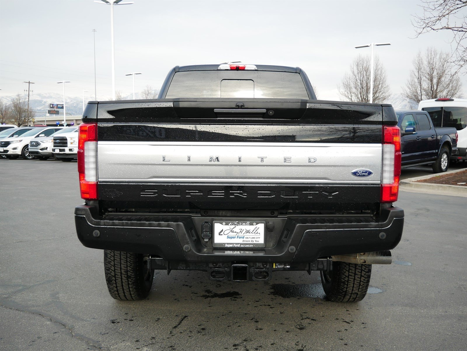 2019 F-350 Crew Cab 4x4, Pickup #77491 - photo 5