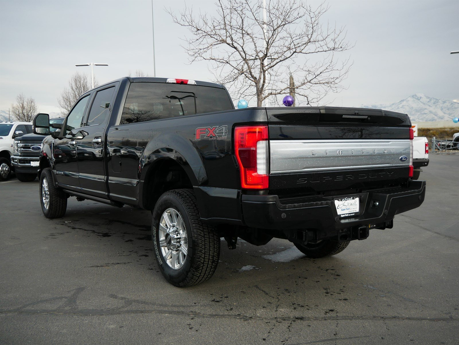 2019 F-350 Crew Cab 4x4, Pickup #77491 - photo 6