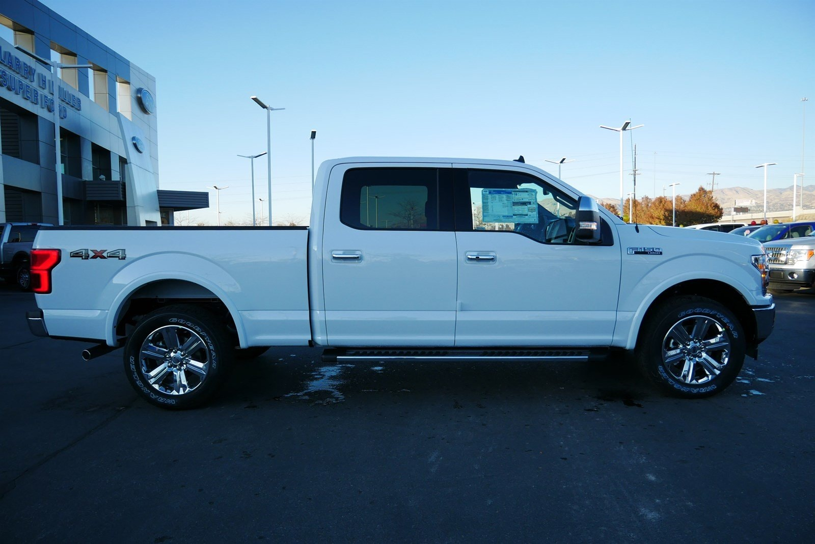 2020 F-150 SuperCrew Cab 4x4, Pickup #85102 - photo 2