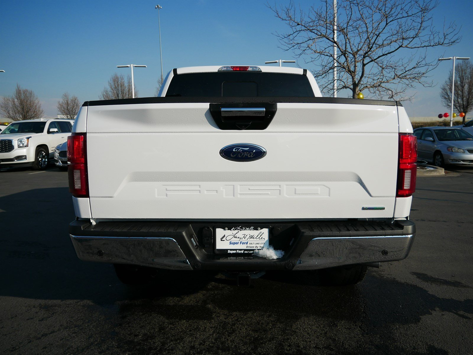 2020 F-150 SuperCrew Cab 4x4, Pickup #85192 - photo 6