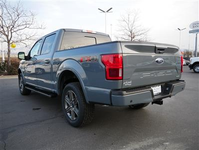 2020 F-150 SuperCrew Cab 4x4, Pickup #85206 - photo 7