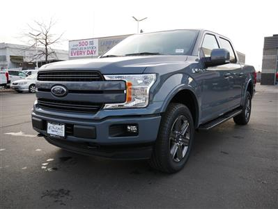 2020 F-150 SuperCrew Cab 4x4, Pickup #85206 - photo 9