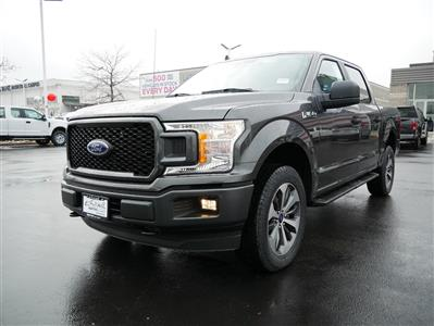 2020 F-150 SuperCrew Cab 4x4, Pickup #85245 - photo 8