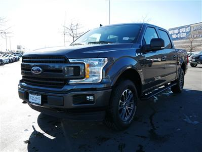 2020 F-150 SuperCrew Cab 4x4, Pickup #85272 - photo 8