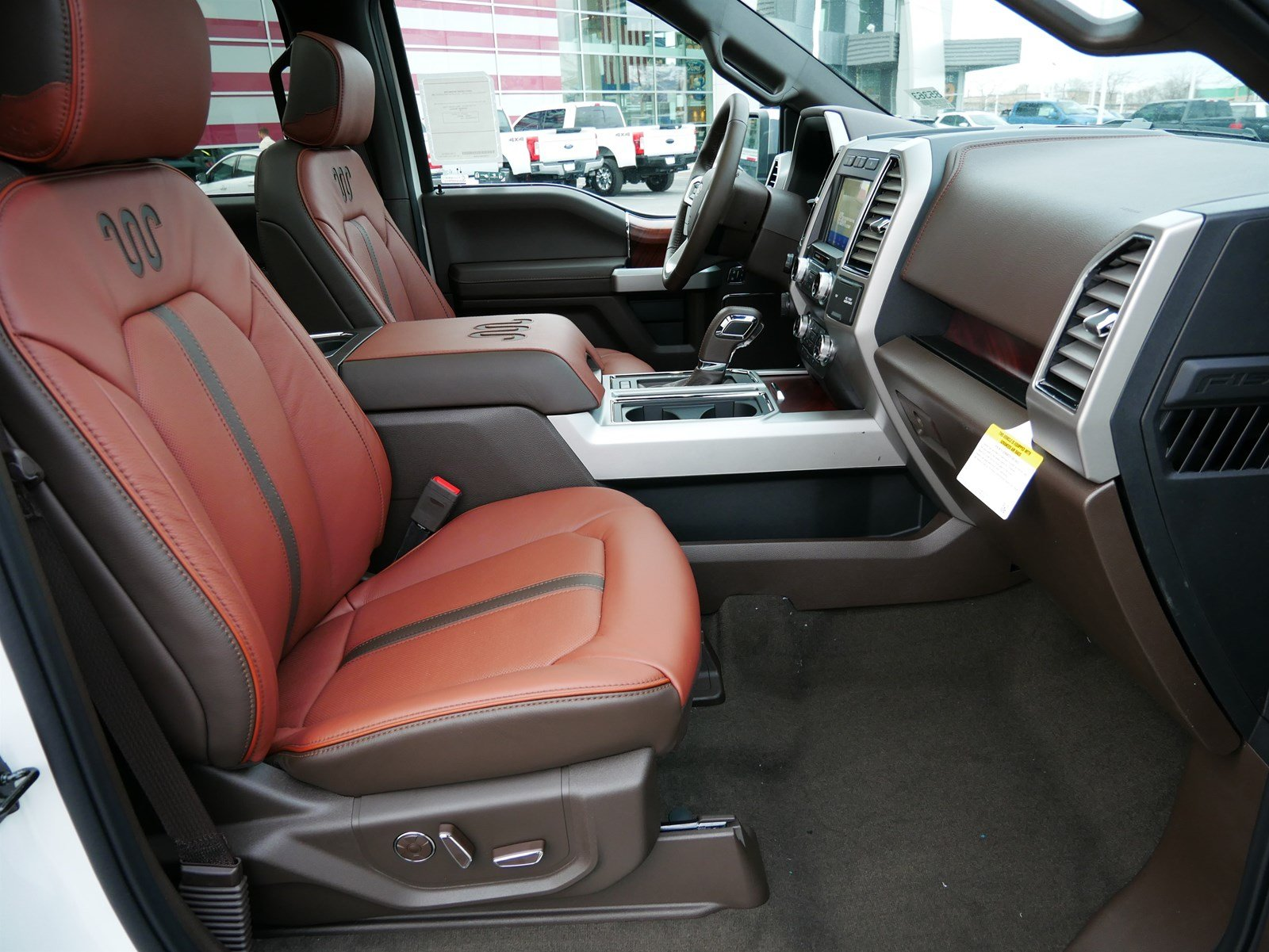 2020 F-150 SuperCrew Cab 4x4, Pickup #85363 - photo 35